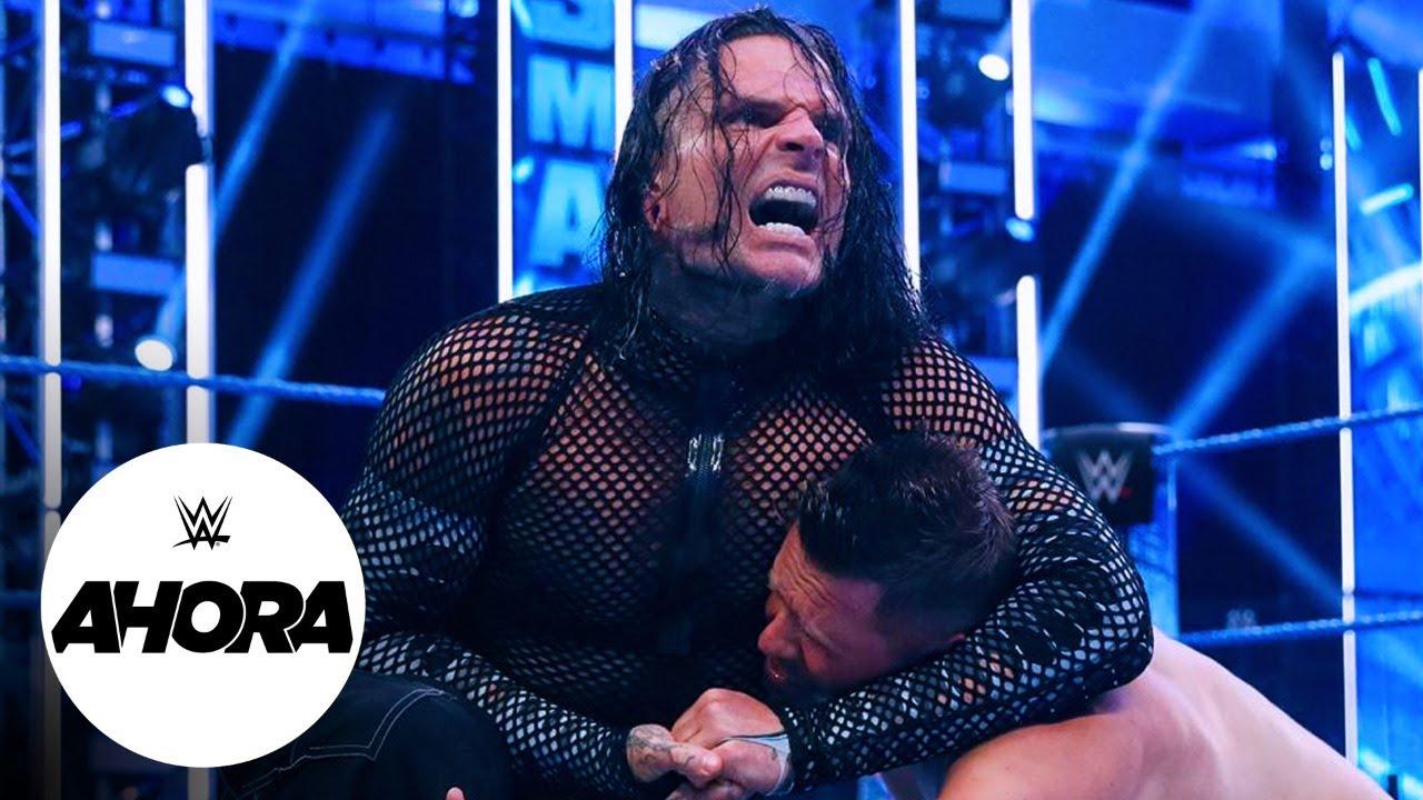 REVIVE SmackDown en 5 minutos: WWE Ahora, Jul 10, 2020