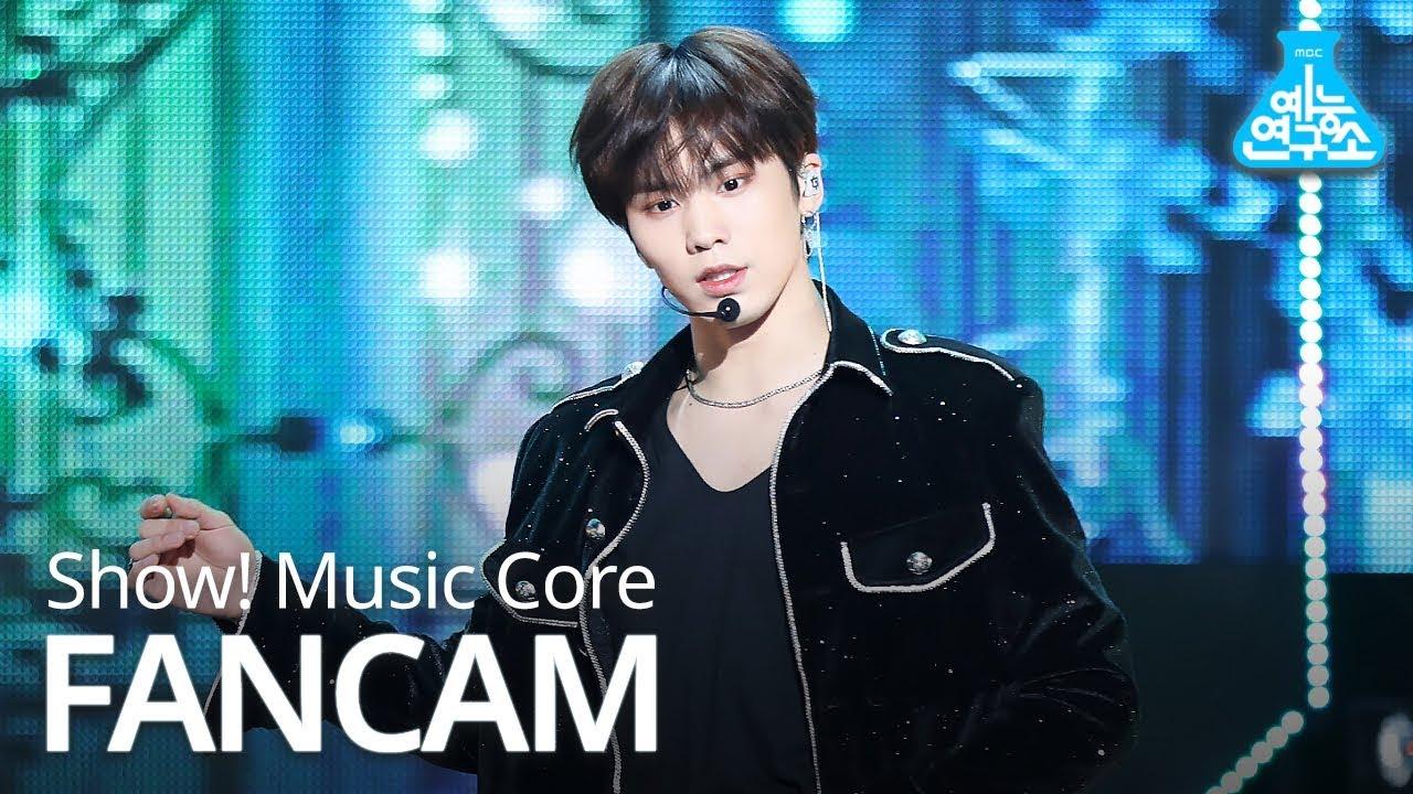 [예능연구소 직캠] ASTRO - All Night (ROCKY), 아스트로 - All Night (전화해) (라키) @Show  Music core 20190126