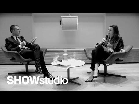 SHOWstudio: In Conversation: Jonathan Saunders