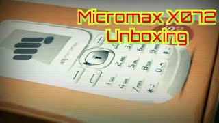 Best budget phone - Micromax X072 unboxing & review