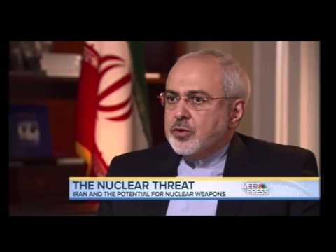 Javad Zarif`s strong response to NBC reporter جواب قاطعانه د