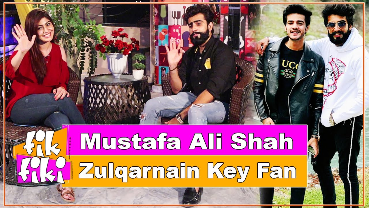 Mustafa Ali Shah Exclusive Interview | Zulqarnain Ch | Beard Secret | Modeling Life | TikTiki
