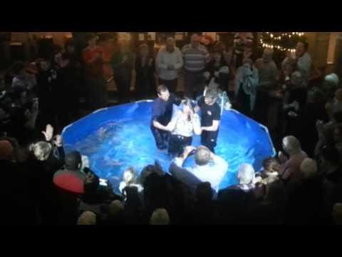 Believers' baptism