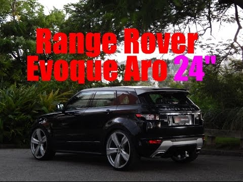 be0043090d2c0 Range Rover Evoque Baixa + Aro 24