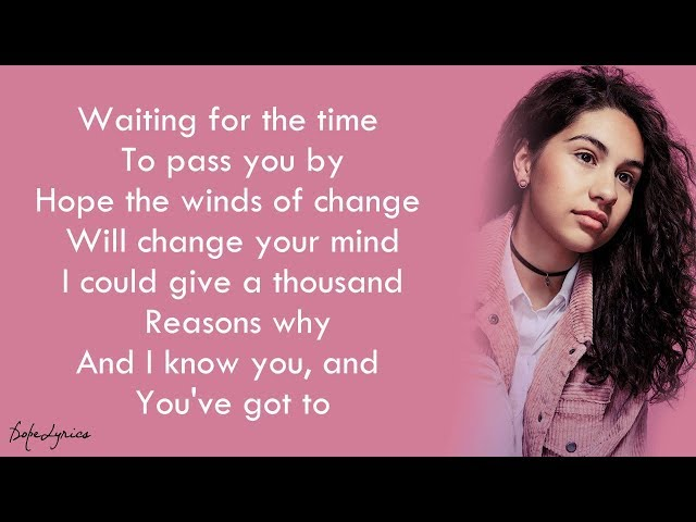 Stay - Zedd Alessia Cara