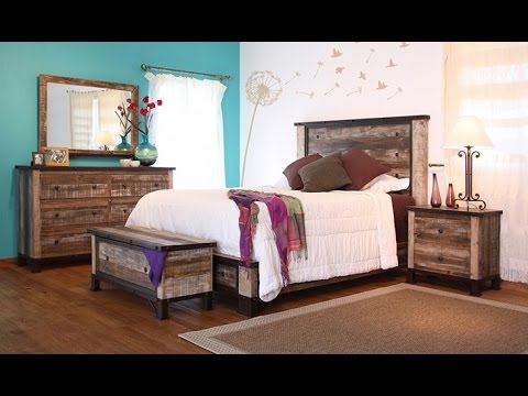 Antique Bedroom Collections (966/964) by International Furniture Direct