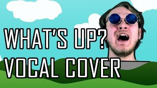 Gambar cover [What's Up?] 4 Non Blondes   Vocal Cover
