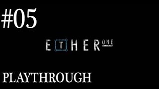Ether One (PC) Gameplay Playthrough Walkthrough #5 - May Day