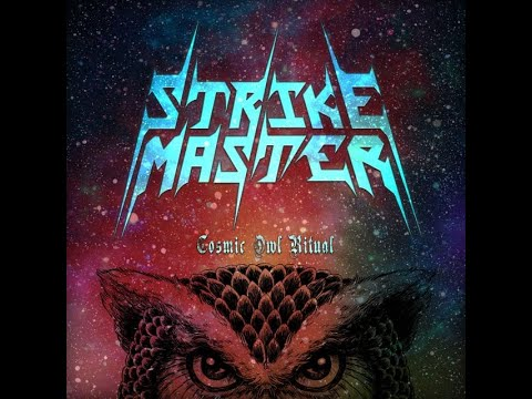 Strike Master - Cosmic Owl Ritual - Death Based Illusions Ep