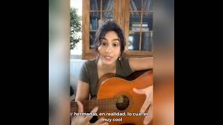 Alessia Cara Hablando De The Warning En Live De Instagram (subtítulos En Español)