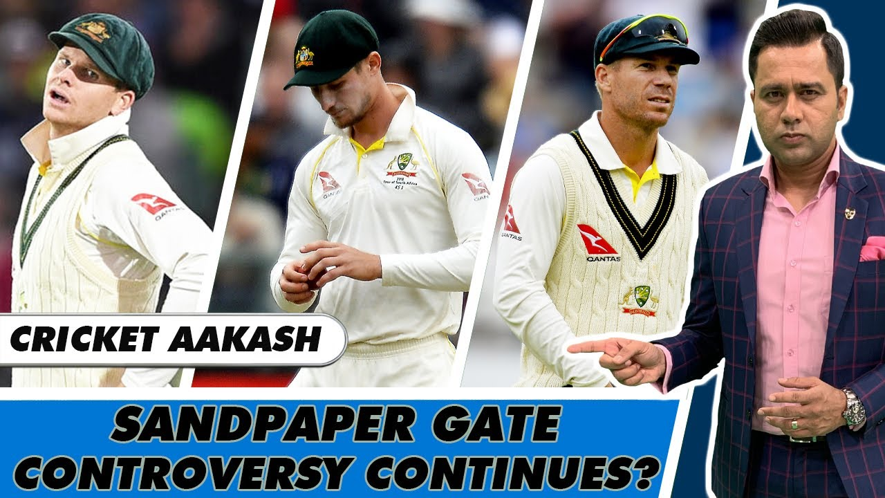 SANDPAPER GATE - BOWLERS knew about BALL TAMPERING, Hints BANCROFT | Cricket AAKASH