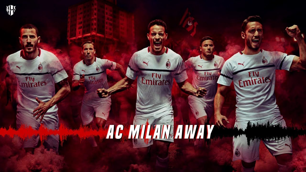 f1a7e8c07 AC MILAN x PUMA - AWAY JERSEY 2018 19 - YouTube