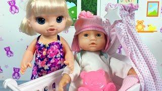 Video Baby Alive Oyuncak Bebek | Kötü Bebek Kardeşine Kötü Davranıyor | EvcilikTV download MP3, 3GP, MP4, WEBM, AVI, FLV Desember 2017