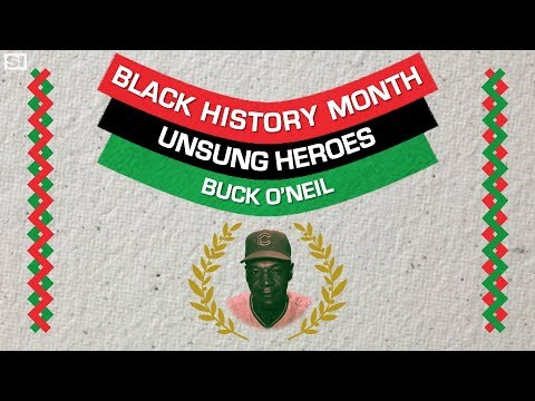 Buck O'Neil, the MLB's first black coach | Black History Month | Sports Illustrated