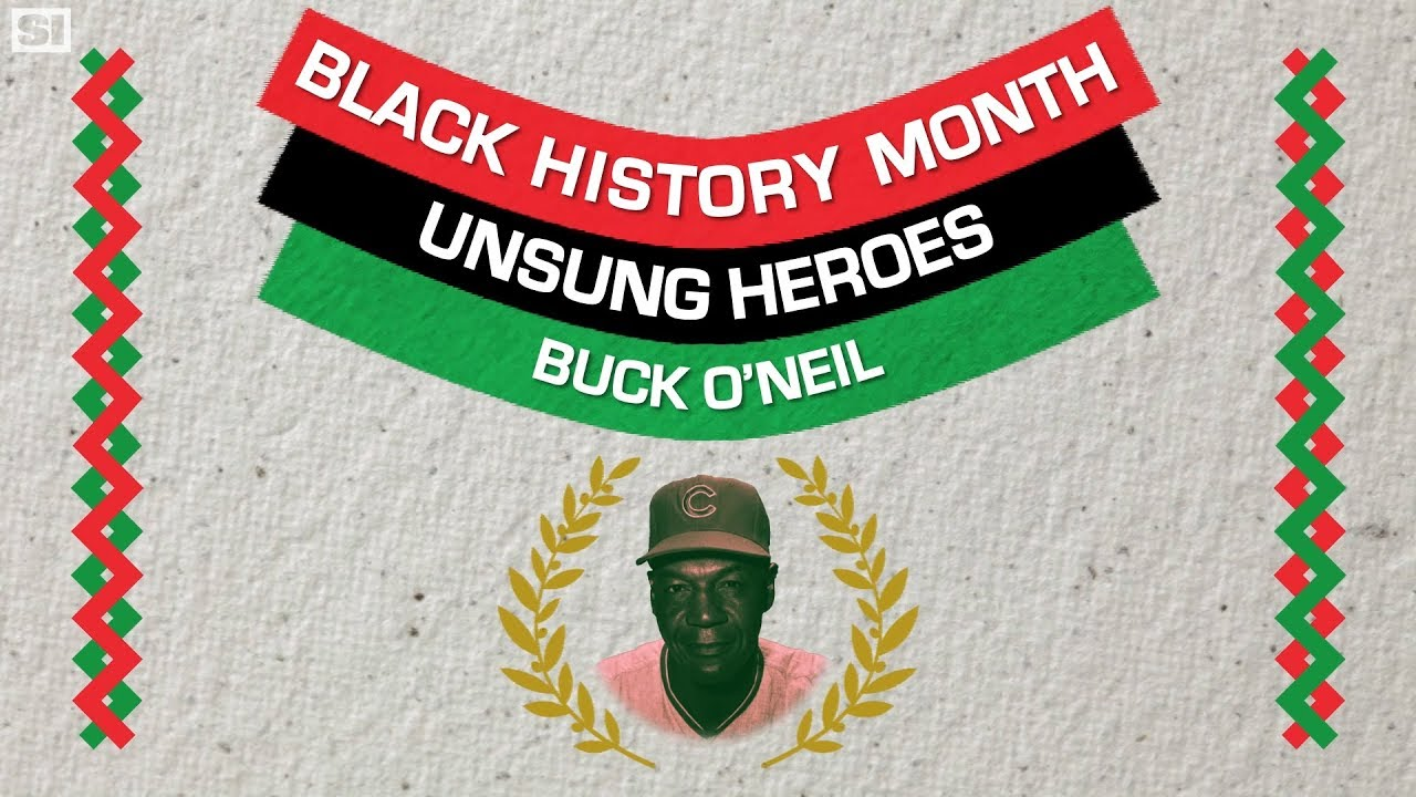 Buck O'Neil, the MLB's first black coach | Black History Month