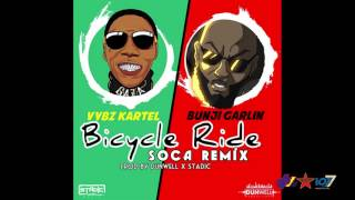 Vybz Kartel x Bunji Garlin - Bicycle Ride (Soca Remix) [Dunwell x Stadic]