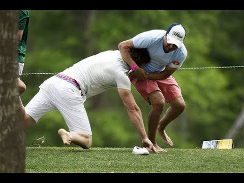 Image result for guys fighting on golf course