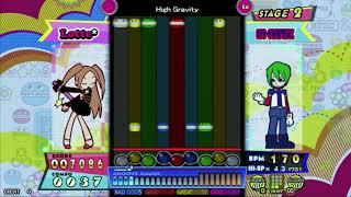 【Pop'n music Peace】High Gravity 乱3連奏