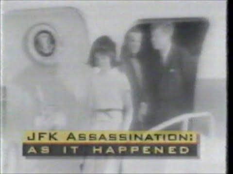 JFK Assassination: As It Happened (Full 6 1/4 hour Program)