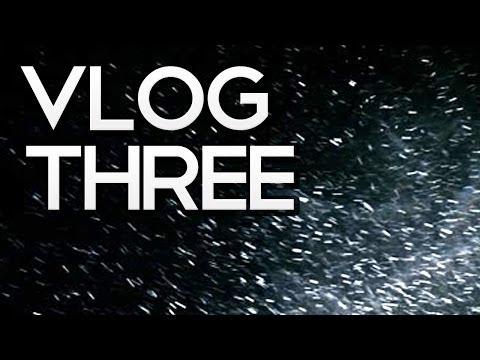 VLOG #3 - Snow Storm!