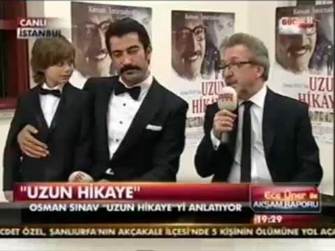 Uzun Hikaye Gala - Habertürk Tv Röportajı