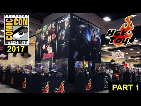 Hot Toys Comic-Con 2017 Figures Part 1