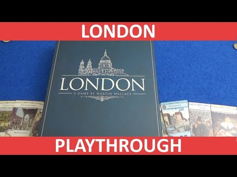 London (Second Edition) - Playthrough