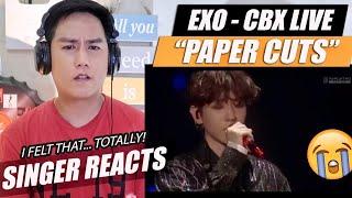 Download EXO - CBX - Paper Cuts (LIVE) | SINGER REACTION