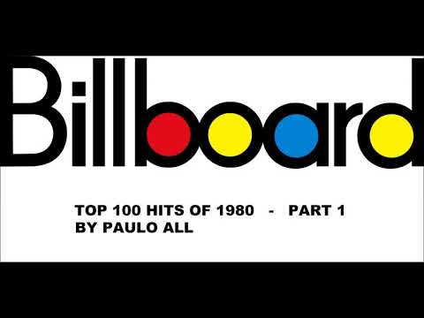 BILLBOARD - TOP 100 HITS OF 1980 - PART 1/4