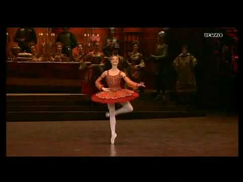 Raymonda - Henriette Acte 3 - Dorothée Gilbert