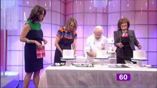 Loose Women  Royal Cake Expert Eddie Spence