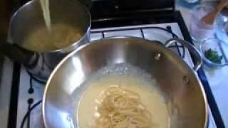 How To Make Fettuccine Alfredo (most Basic)