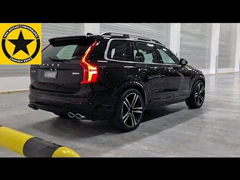 New Volvo Xc90 >> SELECTED SOUND® by HEICO SPORTIV on new VOLVO XC90 - YouTube