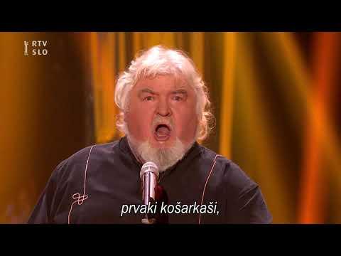 Klemen Slakonja & Janez Lotric - Kdor Ne Skace Ni Slovenc - Live @ The Last Supper