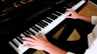 Secondhand Serenade - Fall For You Piano Cover
