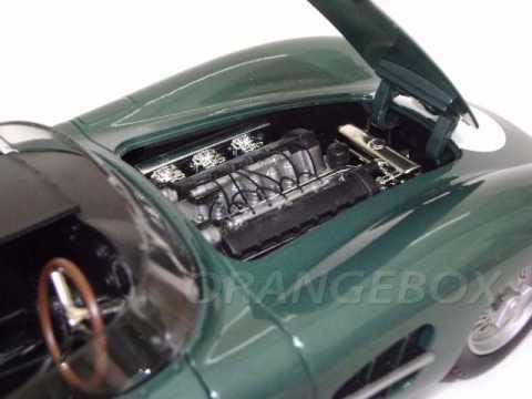Aston Martin Dbr1 118 Le Mans 50 Anos Shelby Collectibles Wmv Youtube