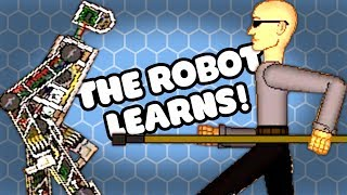 THIS ROBOT WILL TAKE OVER THE WORLD - Cybermotion Gameplay #1