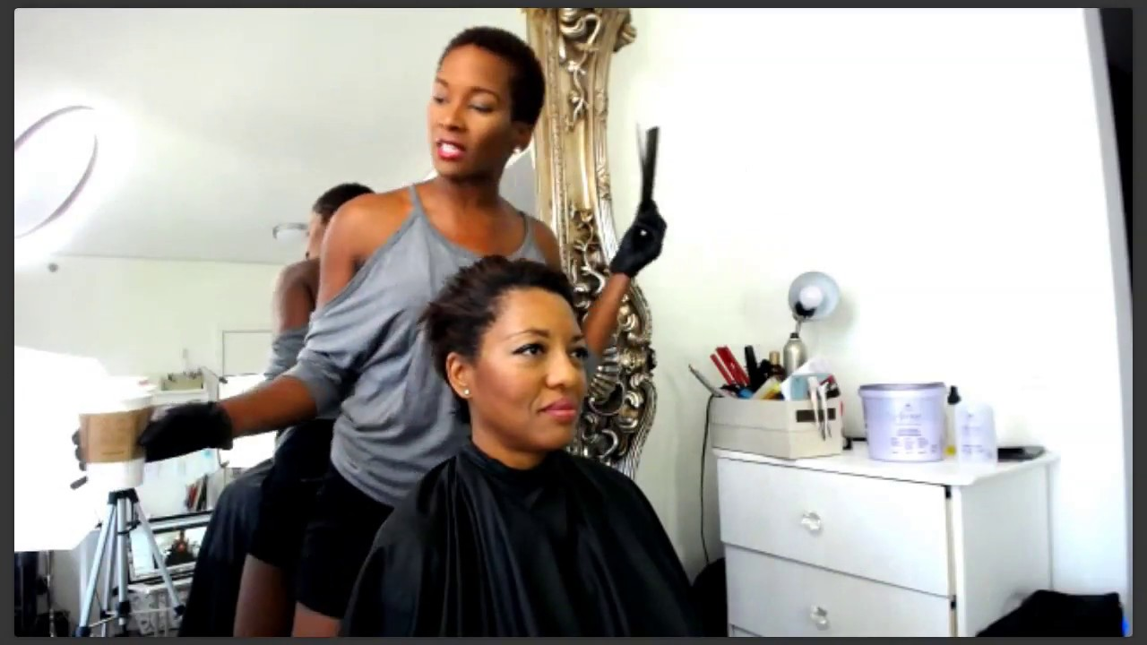 hair styling training courses how do hair for black styling classes 6817 | maxresdefault