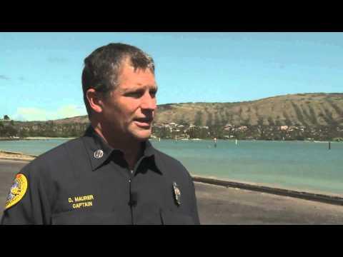 Spitting Caves-Hawaii News Now segment