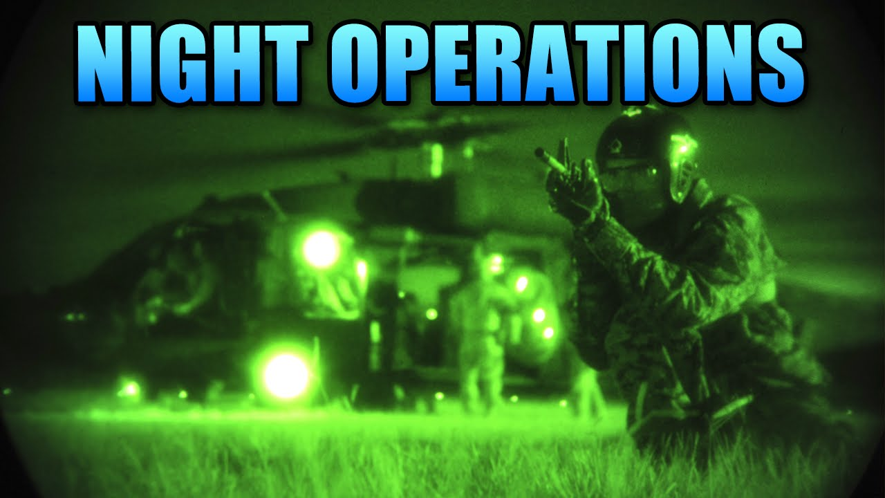 Squad Up Night Ops Crew Stealth Assassins Sort Of