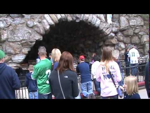 Notre Dame Grotto