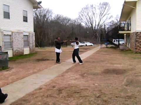 NATCHITOCHES , LOUISIANA FIGHT .PEACE AGAINST MARKESE