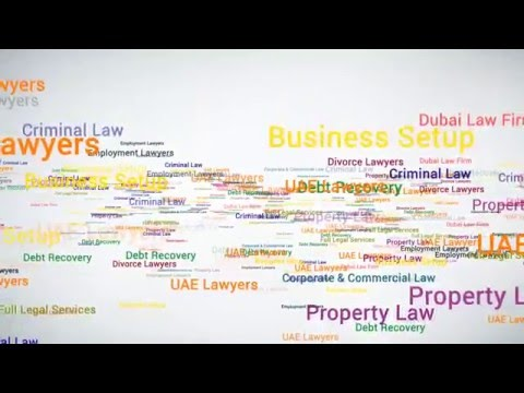 Legal Services provided by ProConsult Advocates & Legal Consultants Dubai Law Firm