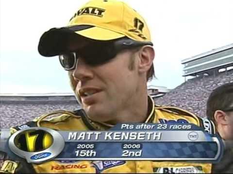 2006 NASCAR NEXTEL Cup Series Sharpie 500