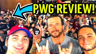 Pro Wrestling Guerrilla: ONLY KINGS UNDERSTAND EACH OTHER REVIEW! (Going in Raw Ep. 173)