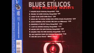 Blues Etilicos - Viva Muddy Waters - Full Album