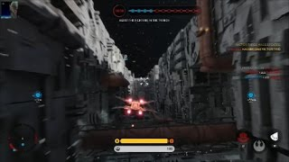 Star Wars Battlefront - Death Star DLC Battle Station Gameplay PS4 60fps (No Commentary)