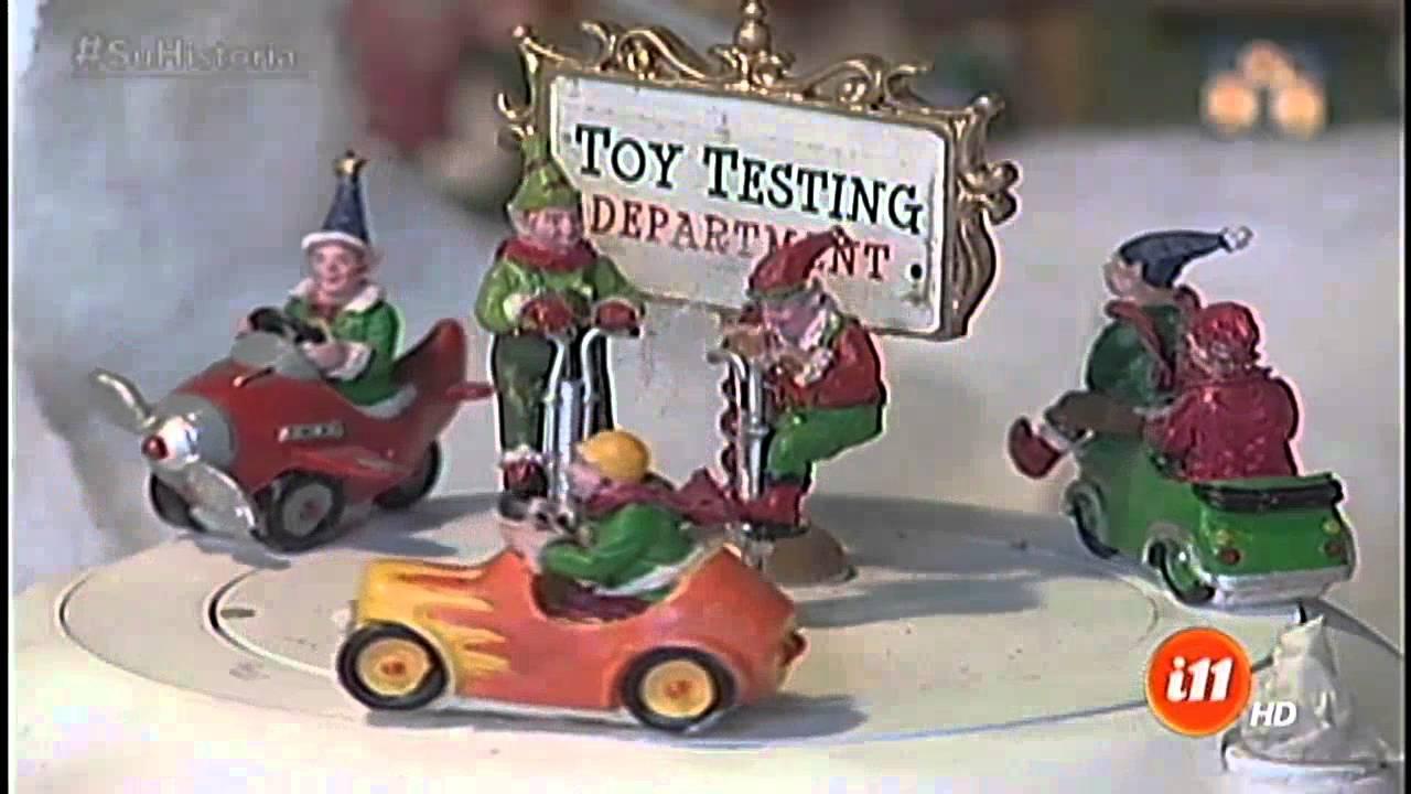 e5b0a22d2e6 Villa navideña en miniatura - YouTube