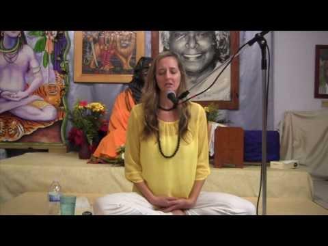 Yoga Nidra with Madhavi (Molly Birkholm)