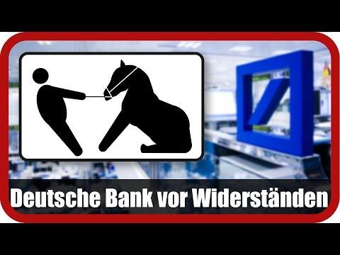Trading-Tipp: Deutsche Bank vor wichtigen Widerständen - Stop-Buy-Limit bei 18,60 Euro